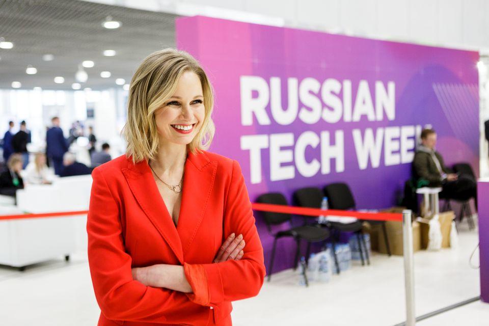Конференция Tech-Week 19